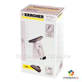Karcher WV 75 Plus: коробка